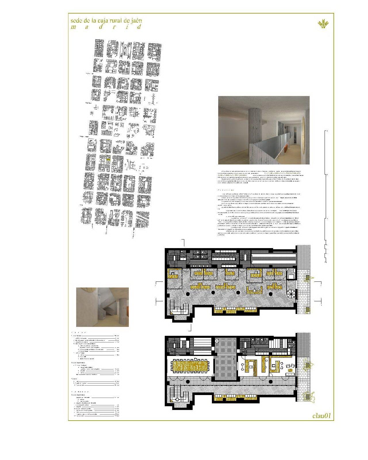 Sede caja rural de ja n ianua arquitectura for Caja rural jaen oficinas