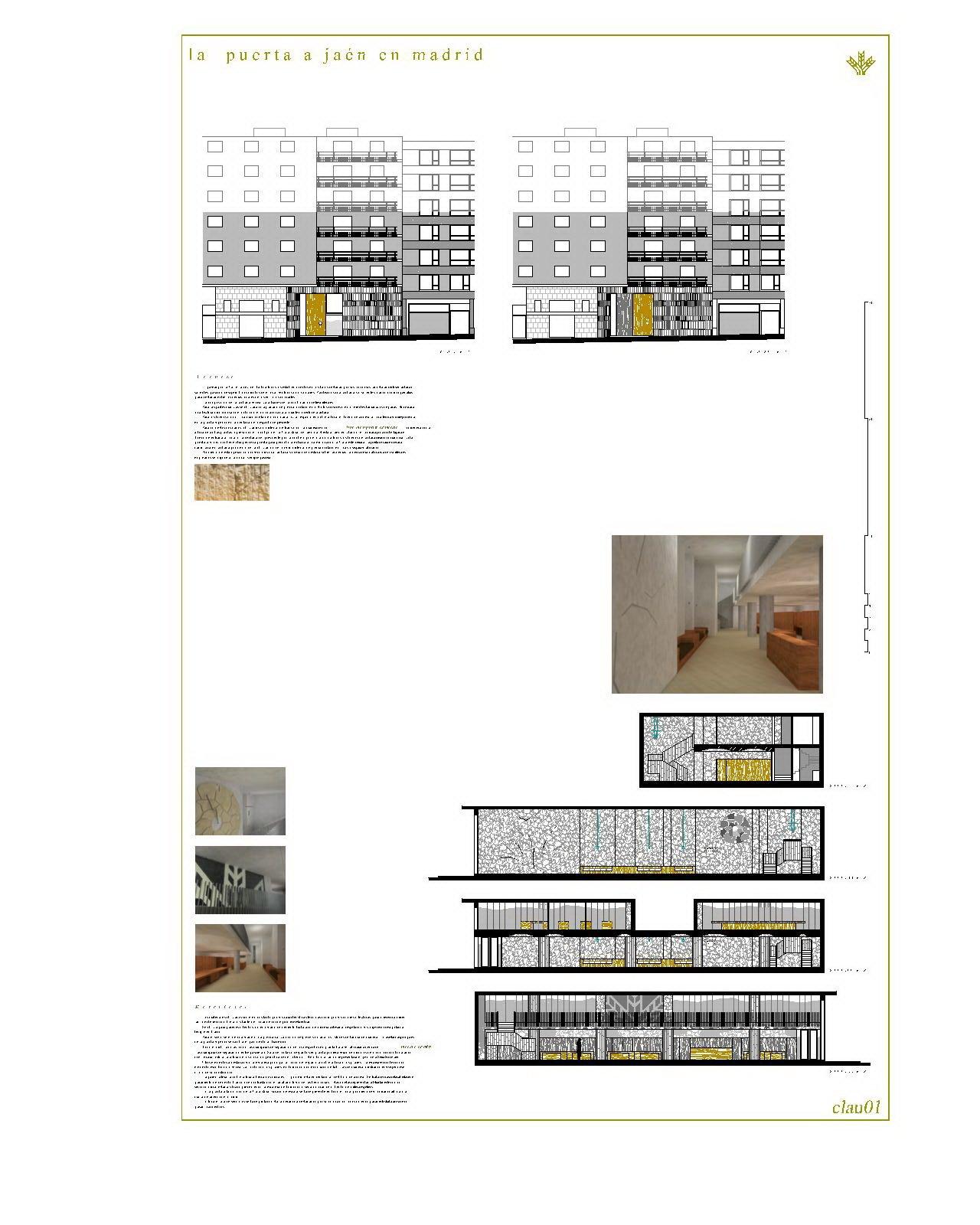 Caja de arquitectos madrid finest algunos de nuestros - Trabajo para arquitectos en espana ...