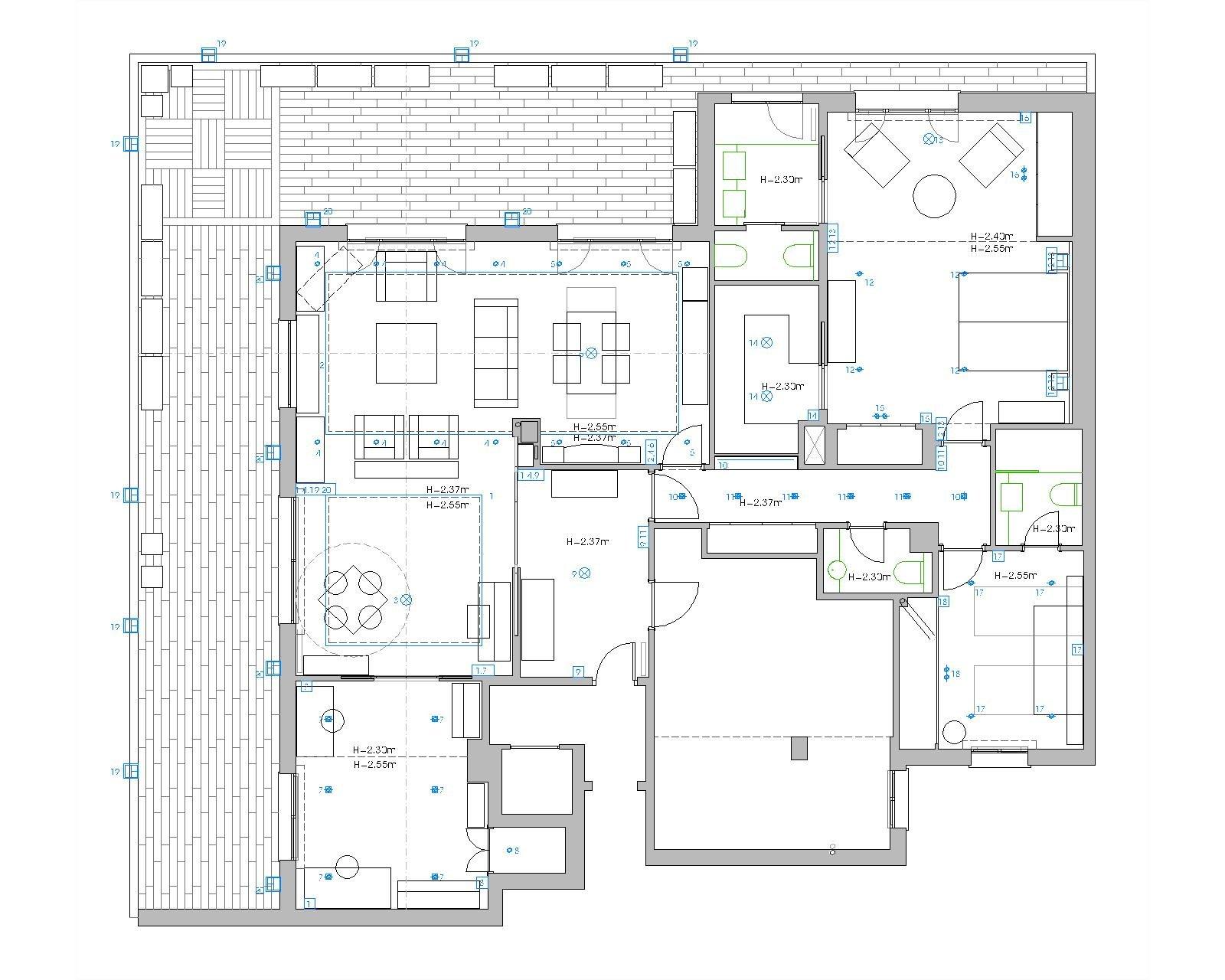 Casa Clara del Rey | ianuA arquitectura