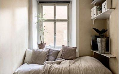 Soft Deco Bedroom