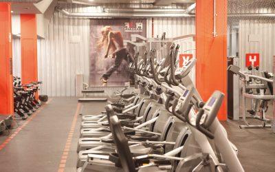 Gimnasio Fitness 19 Burgocentro