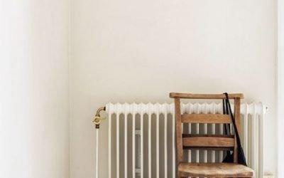 Sistemas de calefacción habituales.